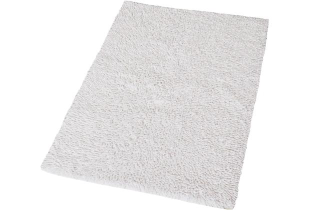 Kleine Wolke Badteppich Zagreb Weiss 50 cm x 60 cm