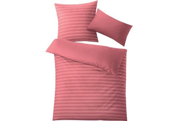 Kleine Wolke Bettwäsche Daphnis, rouge 135x200/80x80/40x80