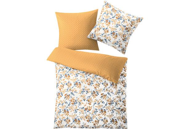 Kleine Wolke Bettwäsche Flowery Sun 1x 155x220 / 1x 80x 80