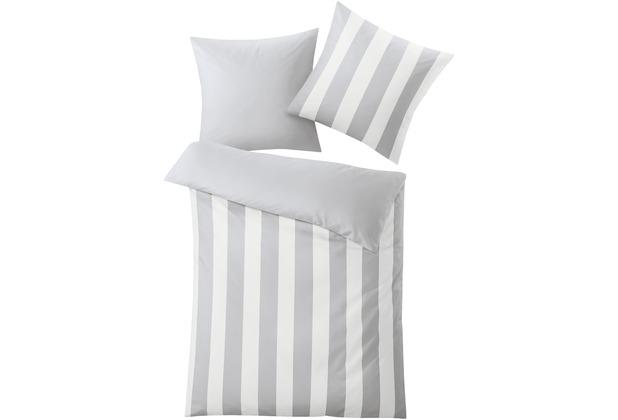 kleine wolke bettw sche trentino platin. Black Bedroom Furniture Sets. Home Design Ideas