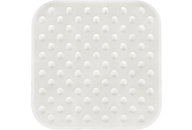 Kleine Wolke Duscheinlage Formosa, Weiss 53 x 53 cm Duscheinlage