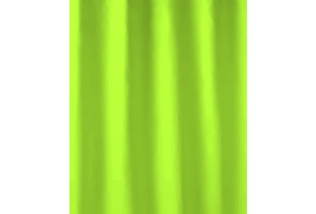 Kleine Wolke Duschvorhang Kito, Maigrün 180x200 cm