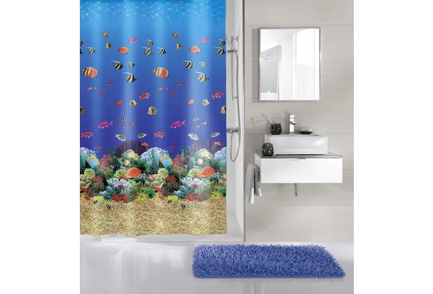 kleine wolke duschvorhang malediven multicolor 180 x 200. Black Bedroom Furniture Sets. Home Design Ideas