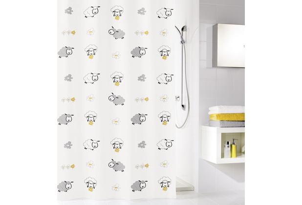 kleine wolke duschvorhang sheep multicolor 180 x 200 cm breite x h he. Black Bedroom Furniture Sets. Home Design Ideas