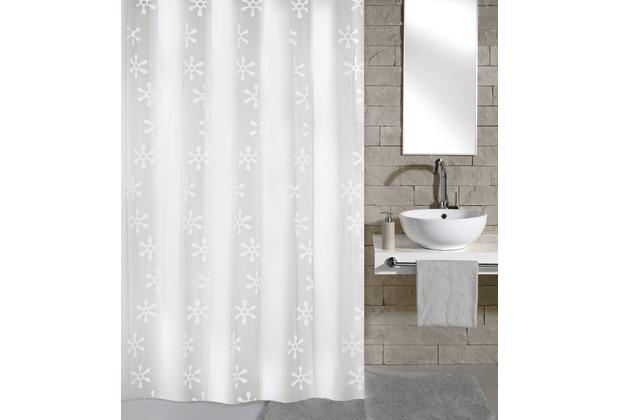 kleine wolke duschvorhang viva schneewei 180 x 200 cm. Black Bedroom Furniture Sets. Home Design Ideas