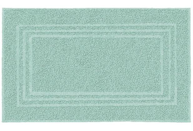 Kleine Wolke Frottiervorl. Lodge, Salbeigrün 50x 80 cm