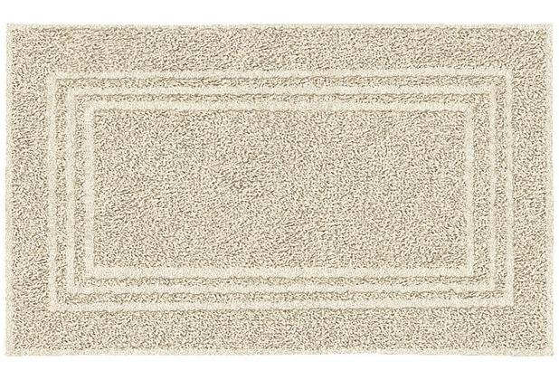 Kleine Wolke Frottiervorl. Lodge, Sandbeige 50x 80 cm
