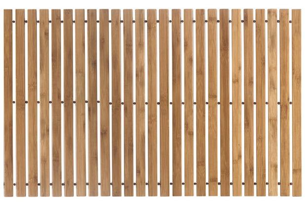 Kleine Wolke Holzmatte Level Natur 50 x 80 cm