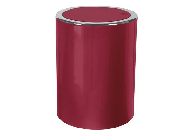 Kleine Wolke Kosmetikeimer Clap, Weinrot 5 Liter