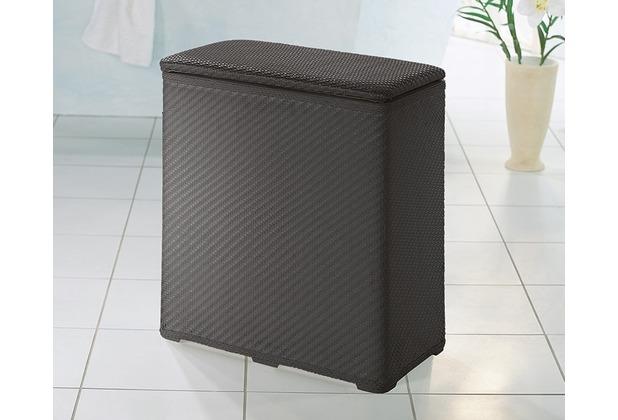 Kleine Wolke Wäscheboy, Graphit 48x27x55 cm