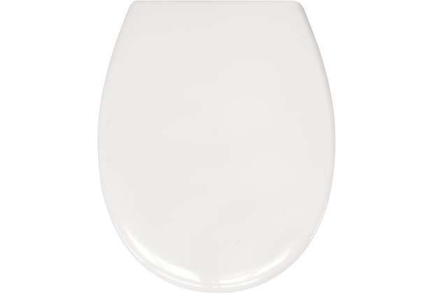 Kleine Wolke WC-Sitz Uni, Weiss 37x 45 cm