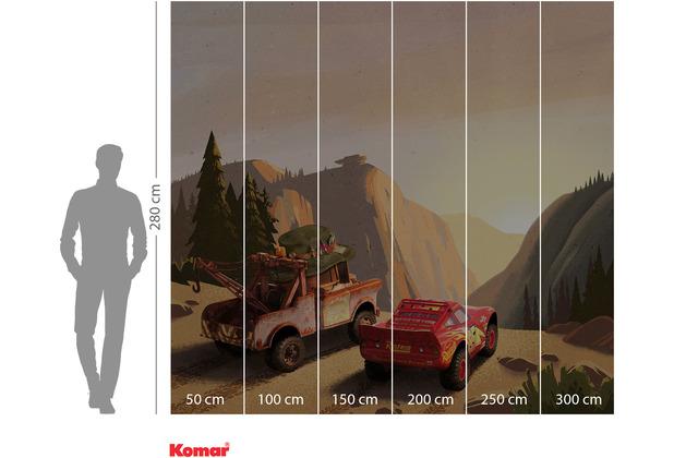 Komar Adventure Cars Sundown 300 x 280 cm