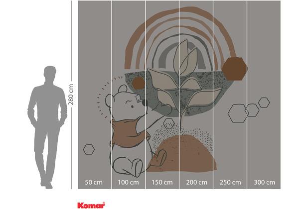 Komar Adventure Winnie Pooh Grow 300 x 280 cm