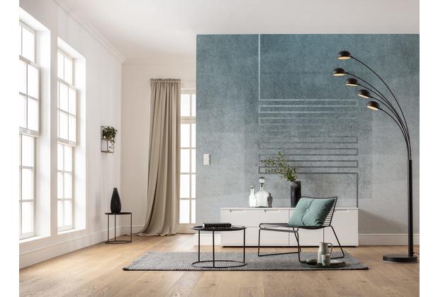 """Komar Bauhaus Vlies Fototapete \""""Still\"""" 300 x 280 cm"""