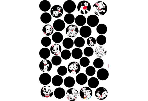 """Komar Deco-Sticker \""""101 Dalmatiner Dots\"""" 50 x 70 cm"""