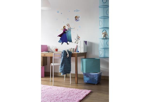 """Komar Deco-Sticker \""""Anna und Elsa\"""""""