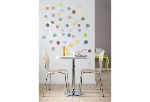 "Komar Deco-Sticker \""Dots\"" 50 x 70 cm"