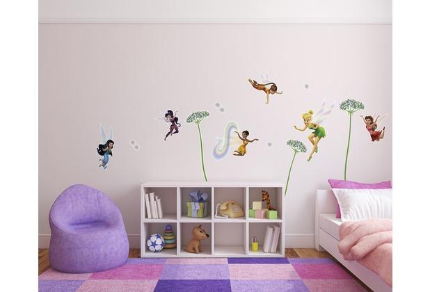 "Komar Deco-Sticker \""Fairies\"""