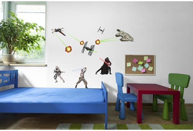"Komar Deco-Sticker \""Star Wars\"""