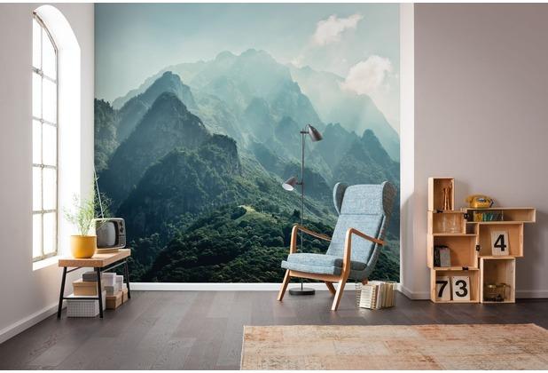 """Komar Digitaldruck Fototapete auf Vlies \""""The Summit\"""" 300 x 250 cm"""