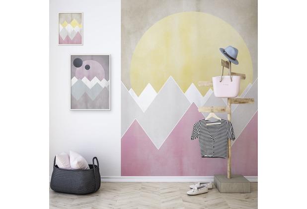 "Komar Digitaldruck Fototapete auf Vlies\""Sunrise Spring\"" 200 x 250 cm"