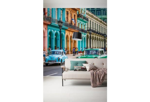 "Komar Digitaldruck Vliestapete \""Cuba\"" 300 x 250 cm"