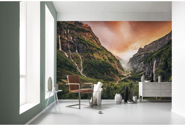"""Komar Digitaldruck Vliestapete \""""Eden Valley\"""" 400 x 250 cm"""
