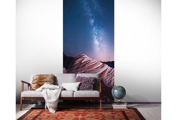 "Komar Digitaldruck Vliestapete \""Fire Wave\"" 100 x 250 cm"