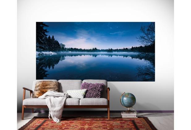 "Komar Digitaldruck Vliestapete \""Glistening Stars\"" 200 x 100 cm"