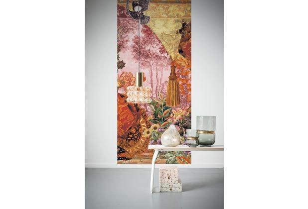 """Komar Digitaldruck Vliestapete \""""Gobelin Panel\"""" 100 x 250 cm"""