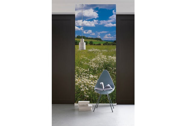 "Komar Digitaldruck Vliestapete ""Meadow\"" 100 x 280 cm"