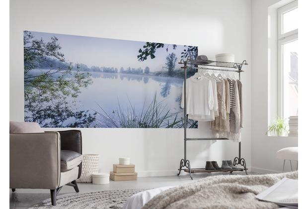 "Komar Digitaldruck Vliestapete \""Morning View\"" 200 x 100 cm"