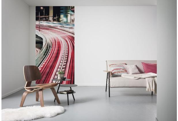 "Komar Digitaldruck Vliestapete \""Speed Painting Panel\"" 100 x 250 cm"