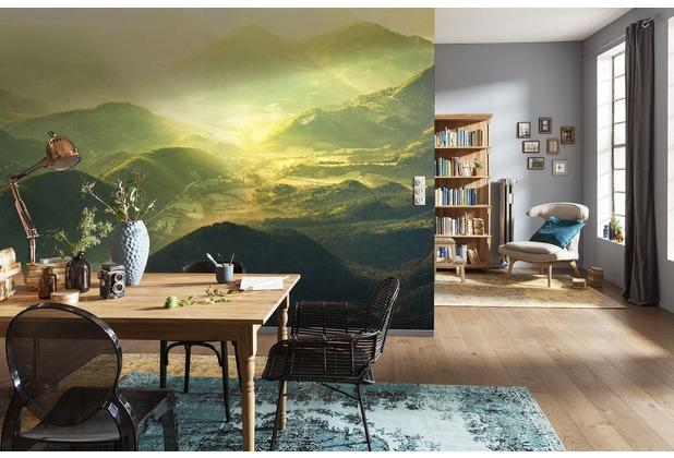 "Komar Digitaldruck Vliestapete \""The Shire\"" 200 x 150 cm"