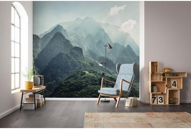 "Komar Digitaldruck Vliestapete \""The Summit\"" 300 x 200 cm"