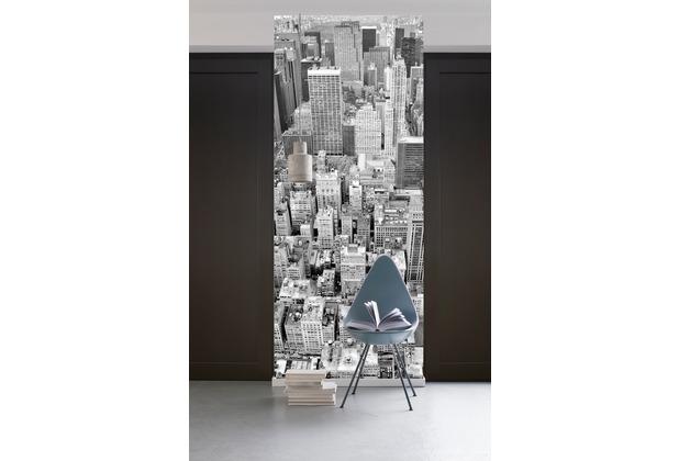 "Komar Digitaldruck Vliestapete \""Uptown\"" 100 x 280 cm"