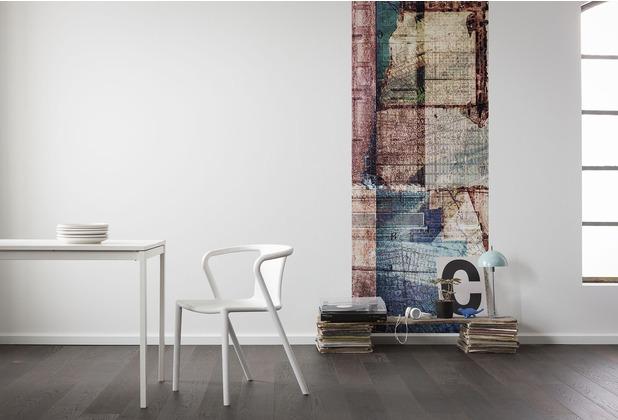 "Komar Digitaldruck Vliestapete \""Urban Art Panel\"" 100 x 250 cm"