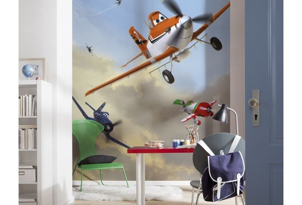 Komar Fototapete Disney Planes 184 x 254 cm