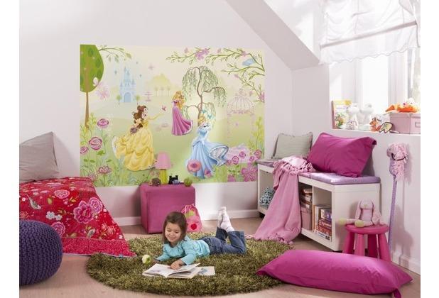 Komar Fototapete Disney Princess Garden 184 x 127 cm