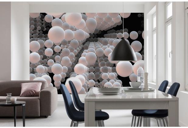 """Komar Fototapete \""""3D Spherical\"""" 368 x 254 cm"""
