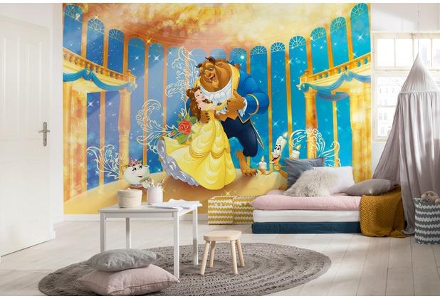 "Komar Fototapete \""Beauty and the Beast\"" bunt"