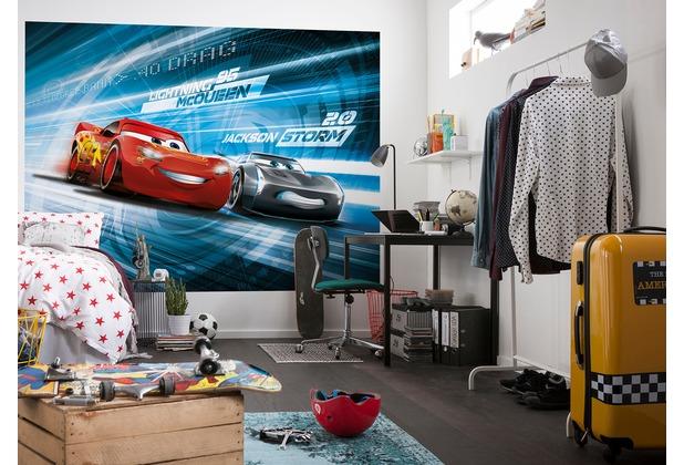Komar Fototapete Cars3 Simulation