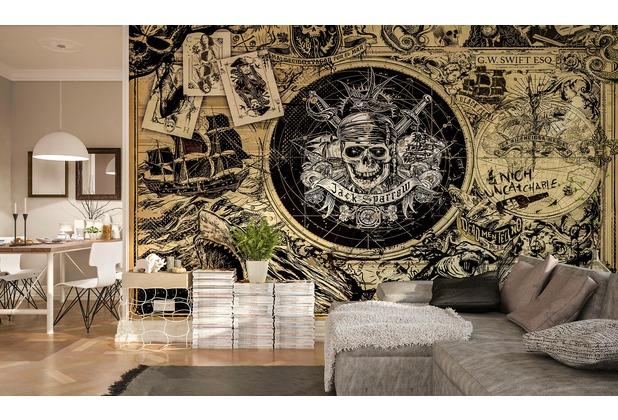 Komar Fototapete Pirates of the Caribbean 5 400 x 250 cm