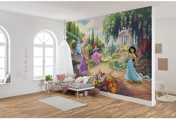 "Komar Fototapete \""Princess Park\"" 368 x 254 cm"