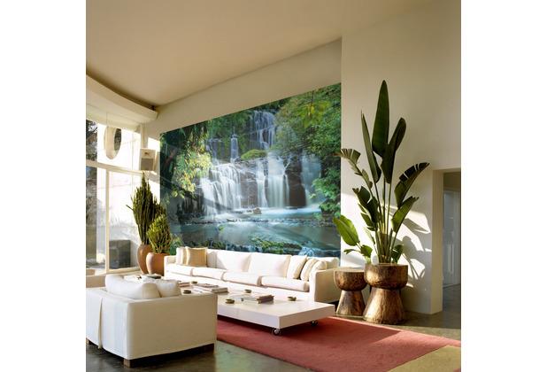 Komar Fototapete Pura Kaunui Falls 368 x 254 cm
