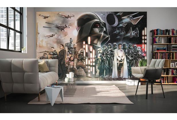 Komar Fototapete Star Wars Collage 400 x 250 cm