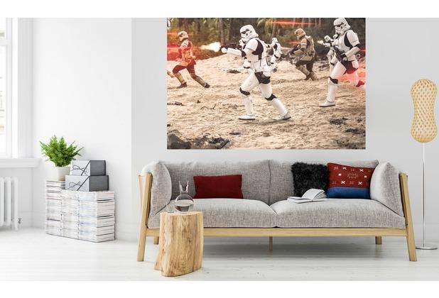 Komar Fototapete Star Wars Imperial Strike 200 x 150 cm