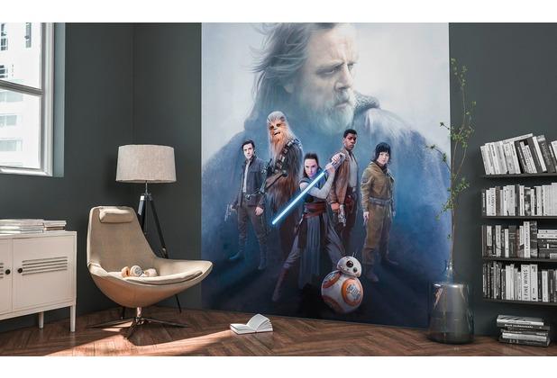 Komar Fototapete Star Wars Last Hope 200 x 250 cm