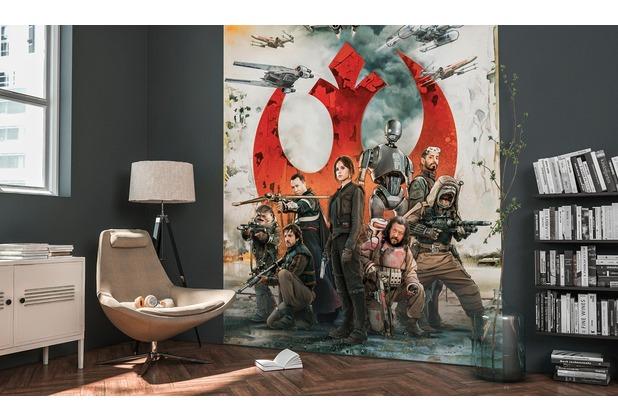 Komar Fototapete Star Wars Rebels 200 x 250 cm