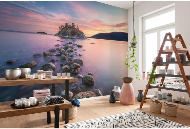 """Komar Fototapete \""""Whytecliff\"""" 368 x 254 cm"""